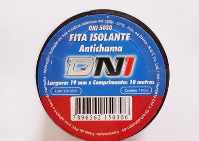 Fita Isolante Anti Chamas