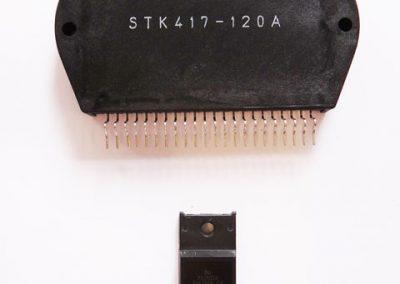 Componentes Eletrônicos em Geral.