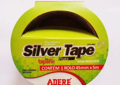 Silver Tape.